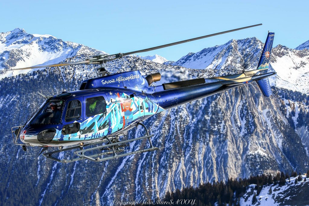 SAVOIE HELICOPTERES COVERING 3