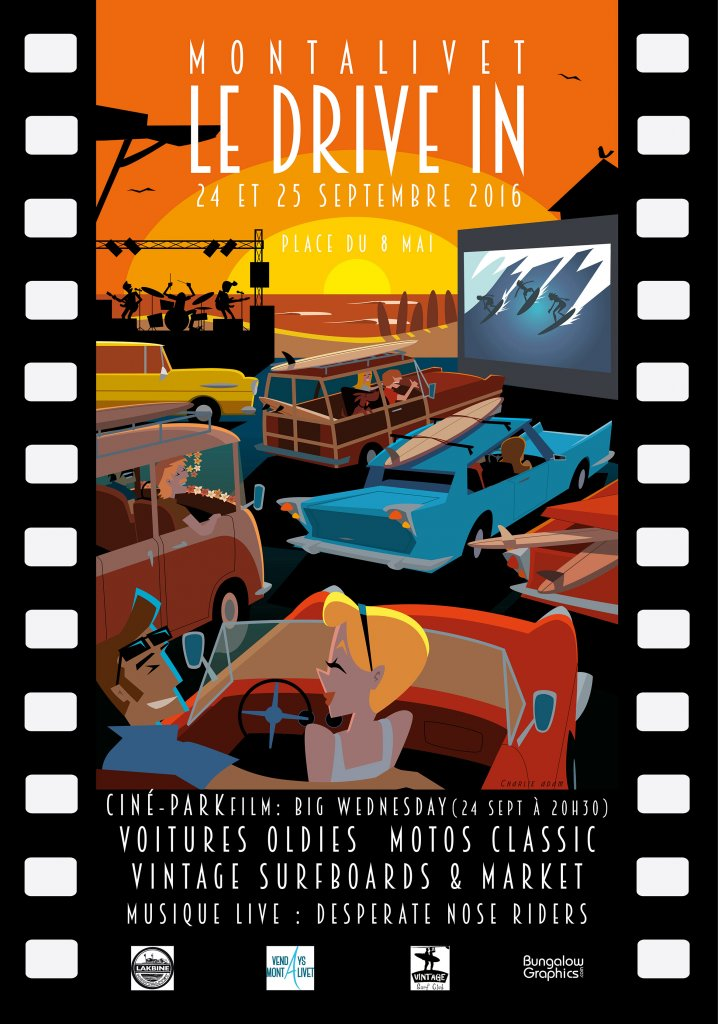 LE DRIVE IN - MONTALIVET