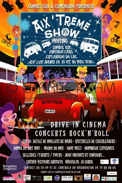 AIX\' Treme Show . Aix les bains.France | Events/ Advertising ...